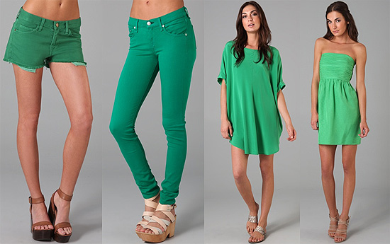green-trend