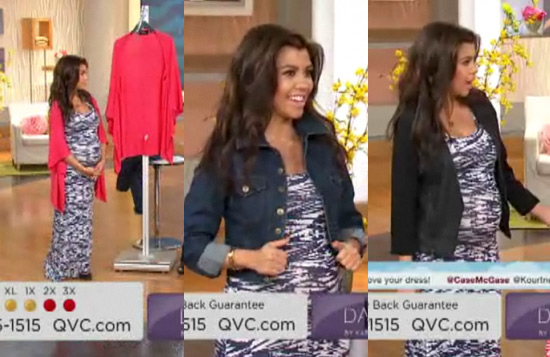 pregnant comfortable k dash style celebrity fashionistaKourtney Kardashian Pregnant Style 2012
