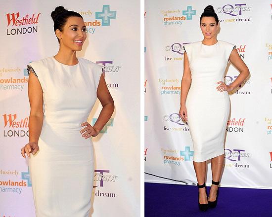 kim-kardashian-Lanvin-Embellished-Crepe-Dress
