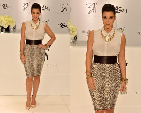 kim-kardashian-Lanvin-Python-Jacquard-Skirt