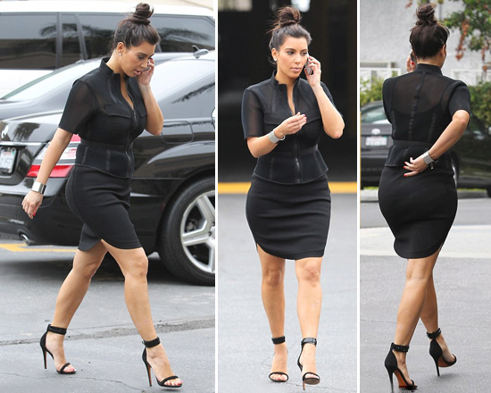 kim-kardashian-Alexander-Wang-Mesh-and-twill-jacket