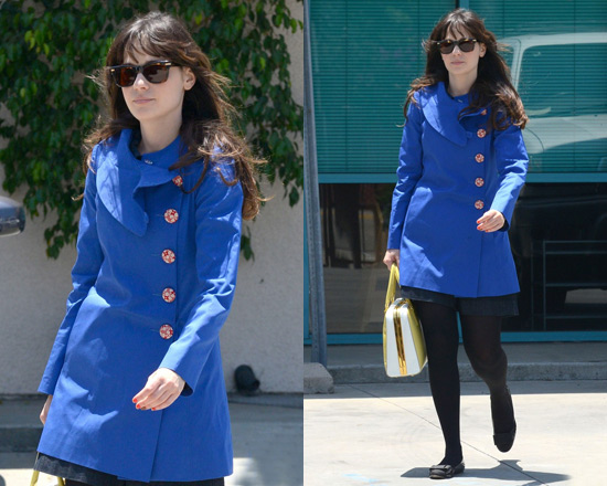 zooey-deschanel-Mod-for-It-Coat-in-Lake-Blue