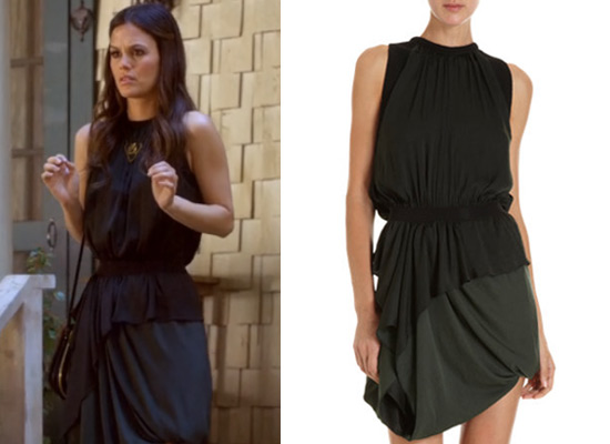 50% OFF A.L.C. Safford Dress as seen on Rachel Bilson in Hart of Dixie