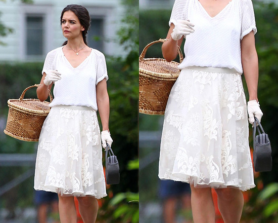 51a08f3a45 Katie Holmes Style and Fashion – CelebrityFashionista.com