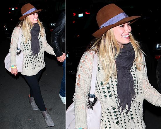 60692417a961d4 Hilary Duff Style and Fashion – CelebrityFashionista.com