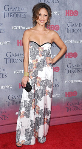 vanessa-lachey-Angelys-Balek-Unicorn-Color-Print-dress