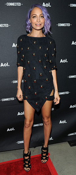 nicole-richie-Jimmy-Choo-Kalmar-Braided-Rope-Sandal