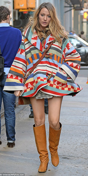 blake-lively-Sam-Lavi-Evelyne-Skirt-Lindsey-Thornburg-coat