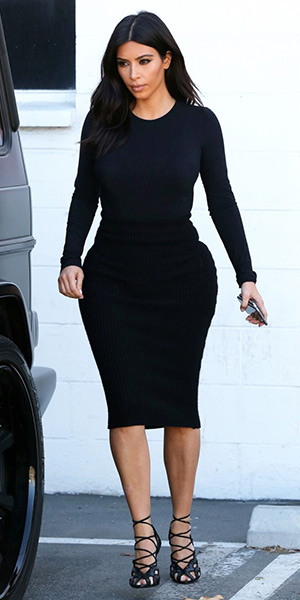 kim-kardashian-Wolford-Long-Sleeve-Bodysuit