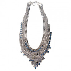 Capwell-Co-Opal-and-Chain-Bib-Necklace