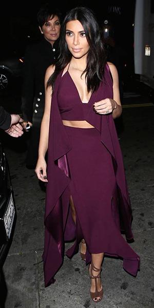 kim-kardashian-Givenchy-Marzia-Suede-&-Shearling-T-Strap-Sandals