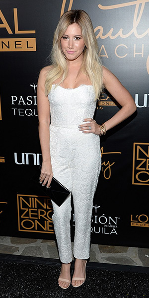 ashley-tisdale-Monique-Lhuillier-Paige-Lace-Jumpsuit