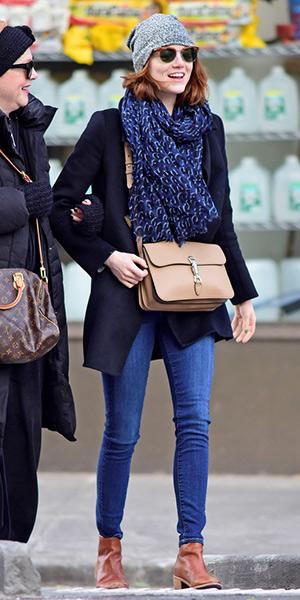 Gucci New Jackie Leather Shoulder Bag 83