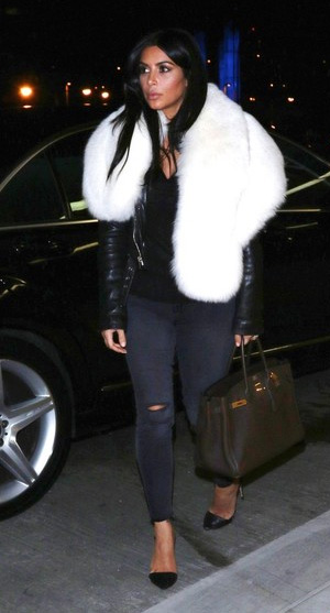 kim-kardashian-BLK-DNM-Motorcycle-Jacket-with-Quilted-Stripes