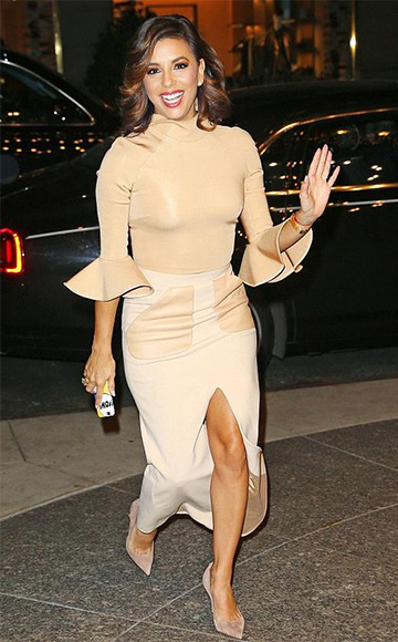 Eva Longoria Style And Fashion