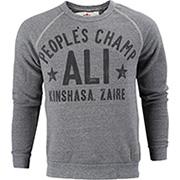 Roots of Fight Muhammad Ali Peoples Champ Rumble Anniversary Sweatshirt as seen on Lauren Hashian