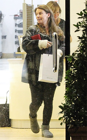 Isabel Marant Gelicia Checked Coat as seen on Coleen Rooney