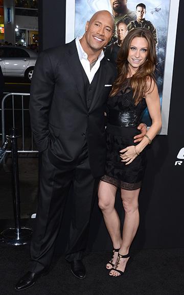 Necessary Clothing Cupid Arrow Suede Pumps as seen on Dwayne The Rock Johnson girlfriend Lauren Hashian
