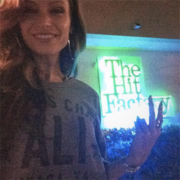 Roots of Fight Muhammad Ali People's Champ Rumble Anniversary Sweatshirt as seen on Lauren Hashian
