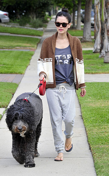 The Great The Lodge Cardigan as seen on Rachel Bilson