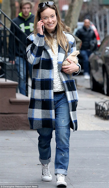 AMO Tomboy Beloved Jeans as seen on Olivia Wilde