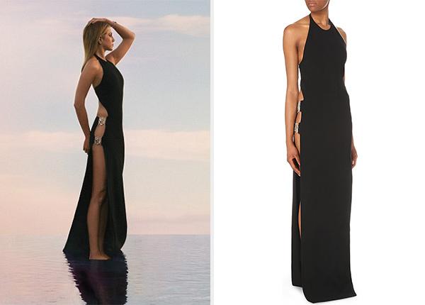 Jennifer Aniston x Harpers Bazaar April 2016 Versace Dress