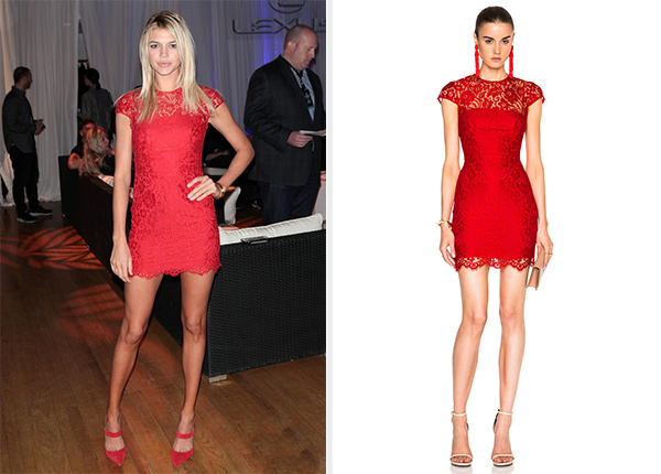 Lover Lula Mini Dress as seen on Kelly Rohrbach