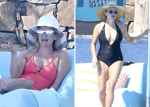 5d40b33a22c7 Ted Baker London Triangle Cutout One-Piece Swimsuit as seen on Reese  Witherspoon