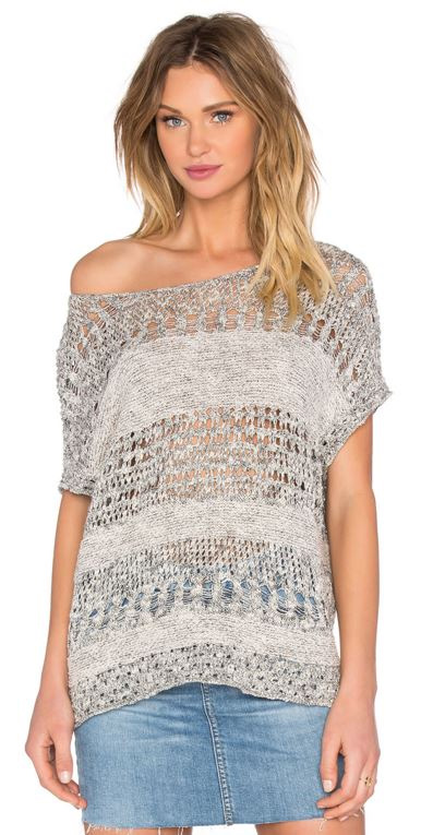 Inhabit Short Sleeve Pullover