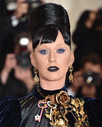 Katy Perry 2016 Met Gala Covergirl Katy Kat Matte Lipstick in Perry Panther