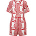 Alice McCall Red Only This Moment Playsuit