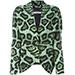 Givenchy Leopard Print Blazer