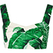 Dolce & Gabbana Banana Leaf Bra Top