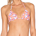 Ellejay Ludi Bikini Top in Desert Bloom