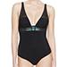 La Perla Mirage laser-cut swimsuit