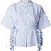 Ports 1961 Tassel Trim Shortsleeved Shirt