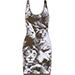 Roberto Cavalli Stretch-Jacquard Mini Dress