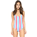 Solid & Striped Americana Stripe Anne Marie Swimsuit